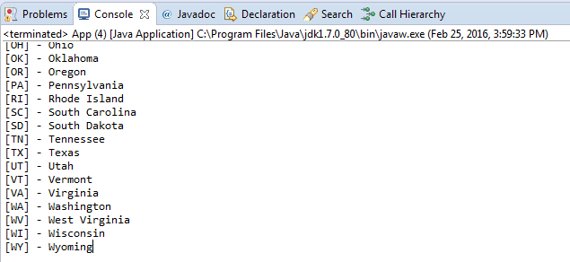 Using Java Client (Swagger CodeGen)